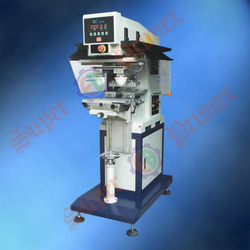 Pad printer screen heat press machine ever bright hk